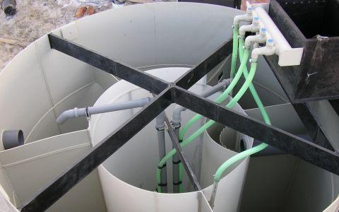 Автономная канализация. Работа станций биологической очистки