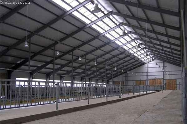 Бетонные полы в промышленных зданиях: недостатки покрытия и их исправление с помощью упрочненного верхнего слоя