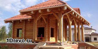 Брусовые дома из кедра - уникальное сооружение