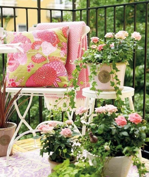 Цветы на балконе: как вырастить цветущий сад