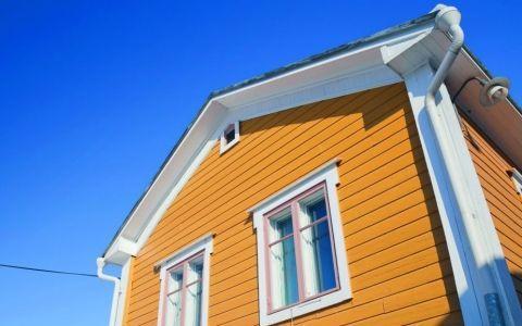 Деревянный дом из бруса: утепление и отделка