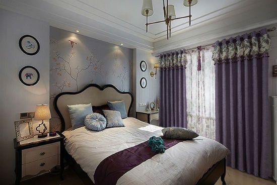 Дизайн и стилистика: шторы для спальни