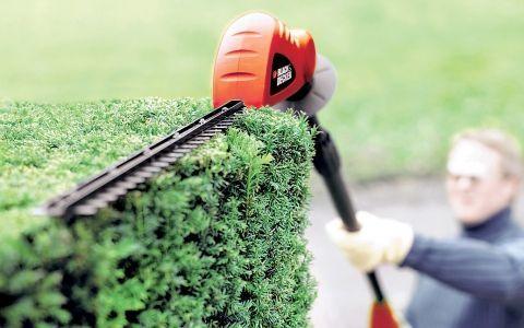 Инструменты для обрезки кустарникв