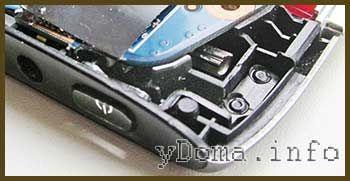 Фото кнопки включения планшета Acer A500