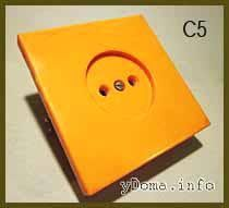 Электрическая розетка С5