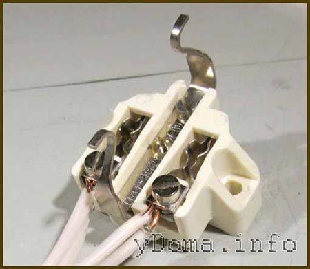 Электрическая розетка С6
