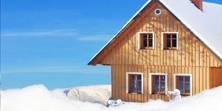 Как построить дом из бруса для зимнего проживания