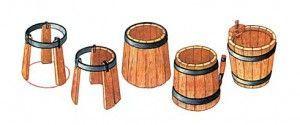 Как сделать бочку для бани или сауны своими руками