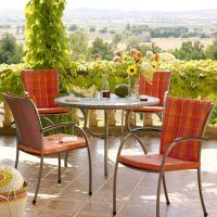 Как выбирается садовая мебель для дачи
