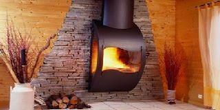 Как выбрать печь камин с водяным контуром отопления