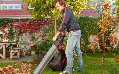 садовый пылесос,пылесос,уборка сада,сад,садовый инструмент