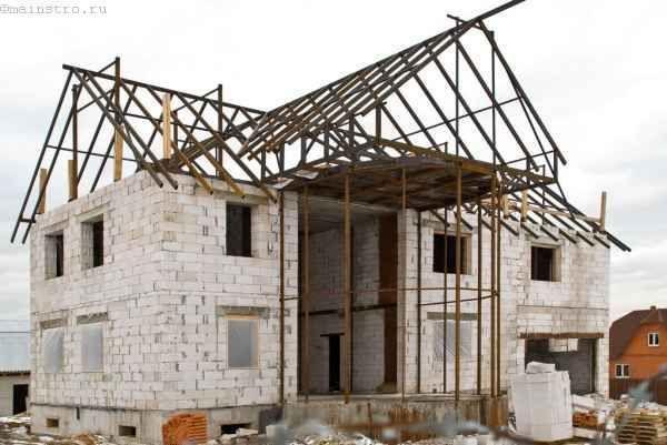 Какая последовательность строительства загородного дома?
