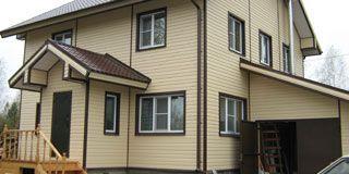Каким материалом обшить стены деревянного дома снаружи