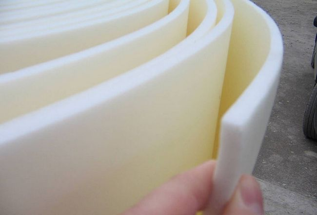 Подложка для обоев из синтетического сырья