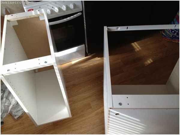 Мебель для кухни - нижние секции