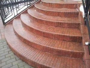 Облицовка и укладка плитки для ступеней на лестницы и крыльца