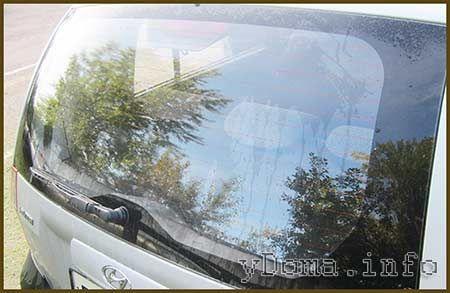 Обогреватель стекол автомобиля – ремонт своими руками