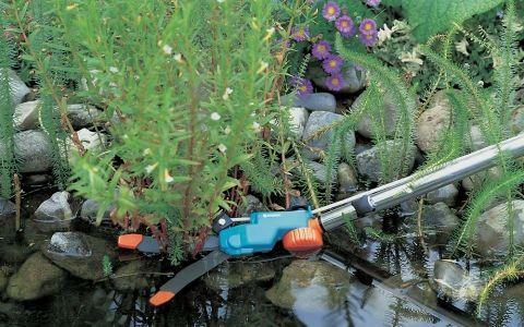 Обзор инструментов для ухода за прудом