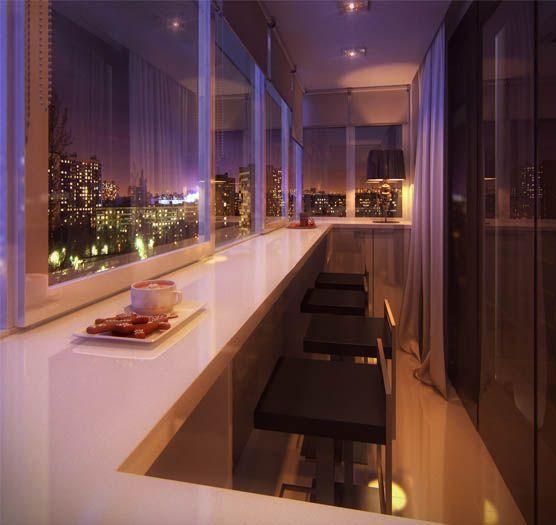Оформляем балконы: отделка, интересные идеи