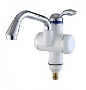 Описание и установка электрических и проточных водонагревателей на кран своими руками