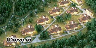 Основы популярности коттеджных посёлков с деревянными домами