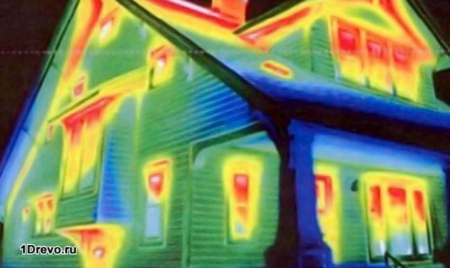 Особенности утепления срубового дома - углы, пол, стены