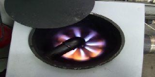 Отопление частного дома отработанным маслом: печи на отработке