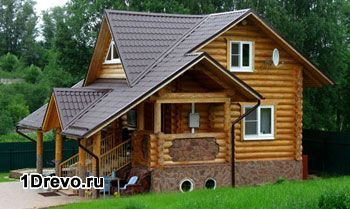 Подготовка деревянного дома для постоянного проживания
