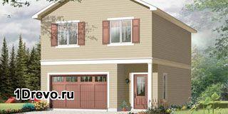 Проектирование брусового дома 6 на 9
