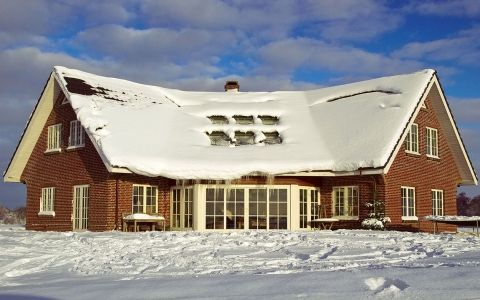 Проектирование крыши коттеджа. Учитываем снеговую нагрузку