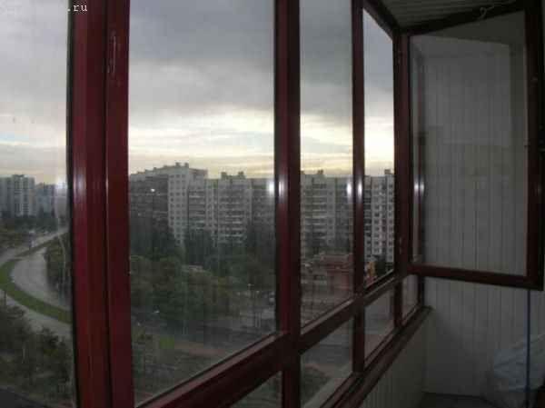 Европрофиль для остекления балконов и лоджий