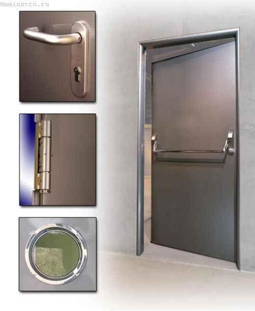 Противопожарные двери цена на изделия разных габаритов, комплектаций и от разных фирм-производителей. Все о дверных доводчиках: виды и установка