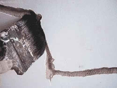 заделка трещин и сколов