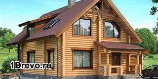 Русские срубовые дома – основные отличия