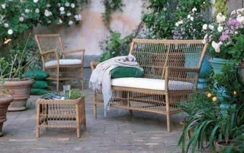 Фотогалерея. Выбираем садовую мебель для отдыха
