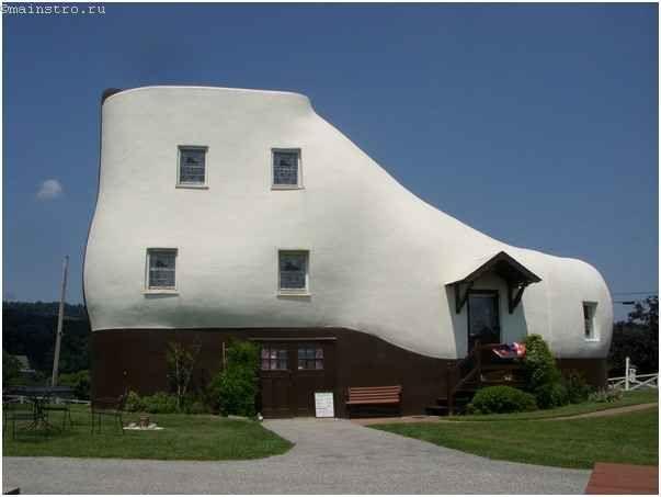 Самые удивительные и невероятные здания в мире.