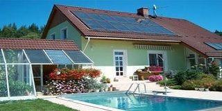 Солнечный коллектор для отопления частного дома