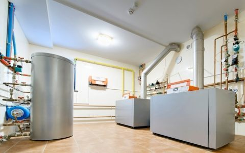 Тепло про запас – накопительные буферные емкости