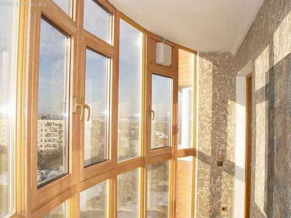 Фото остекления балконов или лоджий