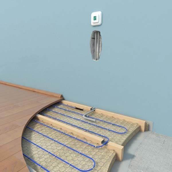 Очень важно позаботиться о надёжной фиксации трубопроводов, если не используется стяжка