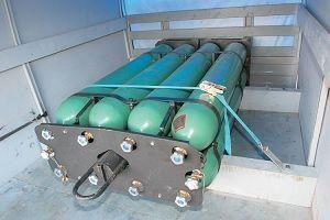 Транспортировка водорода