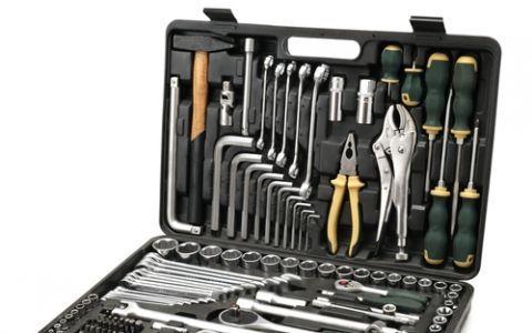 Выбираем слесарный инструмент
