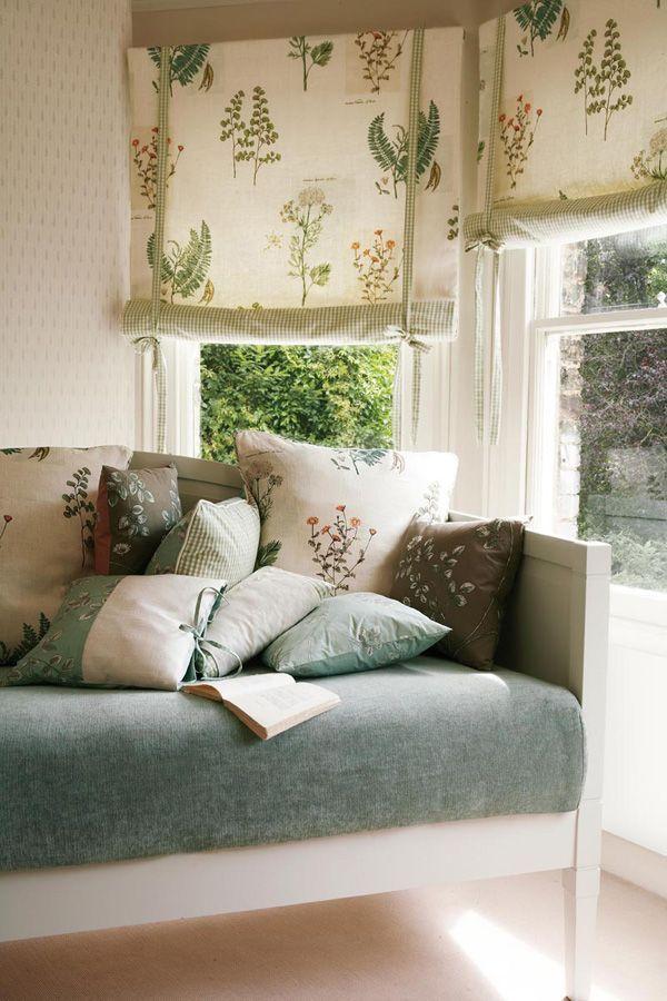 Выбираем стильные шторы для создания неповторимого интерьера