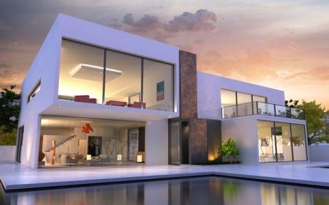 Выбор проекта дома: параметры коробки
