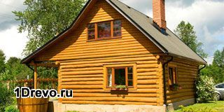 Высота дома в деревне: большой или маленький дом выбрать
