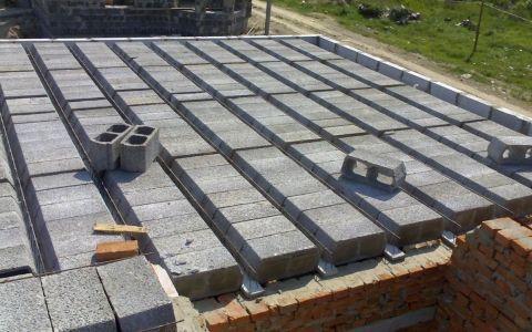 Железобетонные перекрытия для частного дома. Конструкция и обустройство
